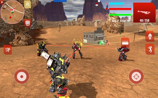 Royal Robots Battleground download 1