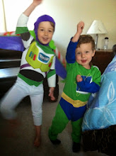 Photo: Buzz Lightyear and Super Why!