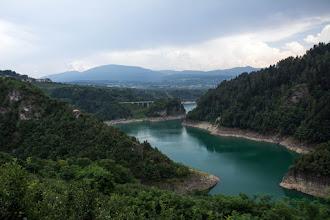 Photo: Jezioro Santa Giustina