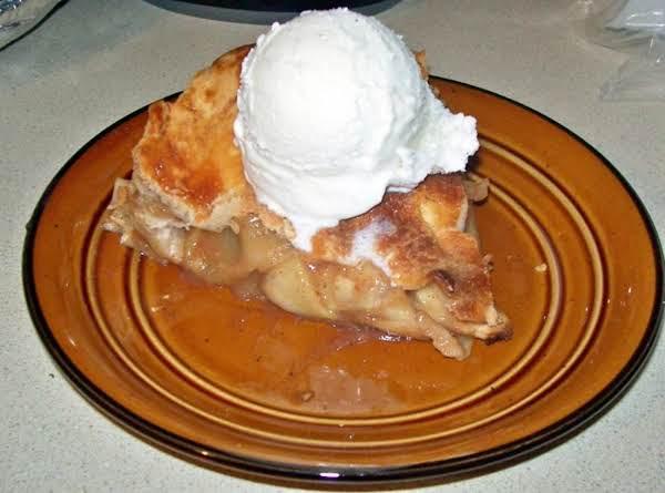 Jen's Apple Pie Recipe