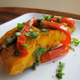 Maman's Moroccan Fish