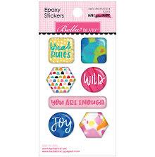 Bella Blvd Epoxy Stickers - Make Your Mark UTGÅENDE