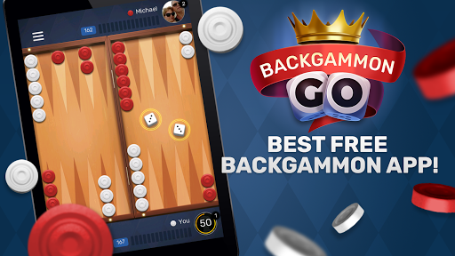 Free Backgammon Go: Best online dice & board games 2.9.1 gameplay | by HackJr.Pw 11
