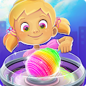 Cotton Candy Games: Food Fair Maker icon