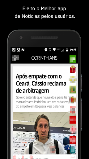 Corinthians Ao Vivo screenshot 1