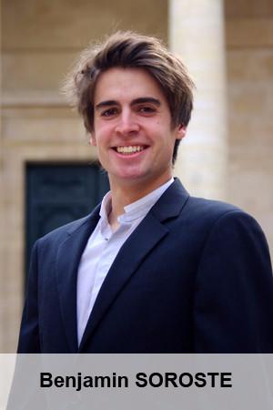 Découvrir le profil de Benjamin SOROSTE