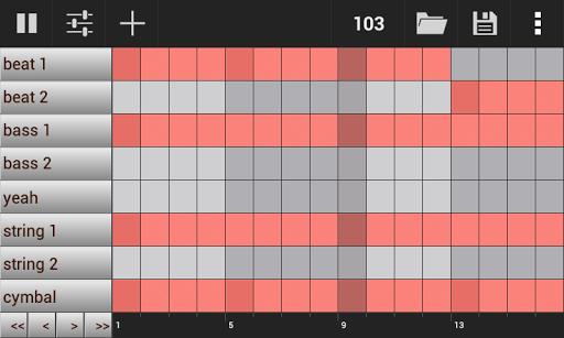 GrooveMixer Pro – Beat Studio  screenshots 1