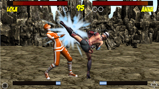 fight girl game