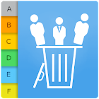 Löschen Mehrere Kontakte icon