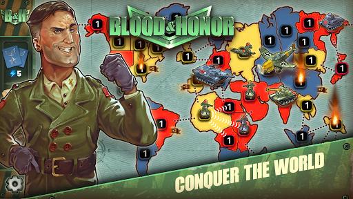 Blood & Honor: War, Strategy & Risk 5.21.1 screenshots 1