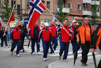 Photo: Team Norway. Photo:Patric Fransson