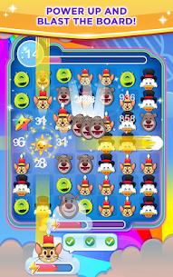 Disney Emoji Blitz MOD (Free Shopping) 4