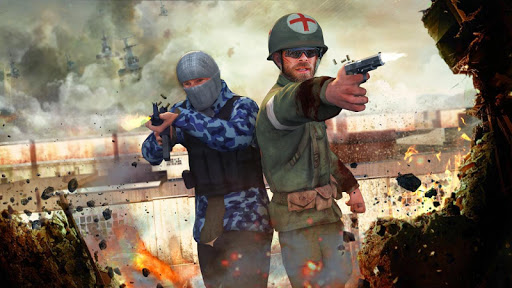 de combat des ops spu00e9ciales du Commando noir  captures d'u00e9cran 2