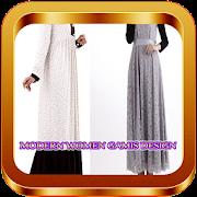 Modern Women Gamis Design