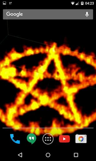 Pentagram Video Wallpaper  screenshots 3