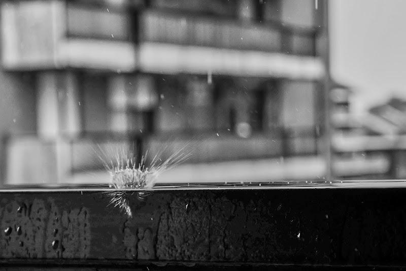 Pioggia Sul Balcone di DiegoCattel