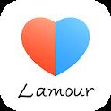 Lamour-Live Random Video Chat icon