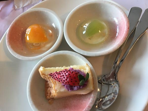 欣葉日本料理-信義新天地A11館5F-吃到飽.水杏玄餅特別甜點好好吃