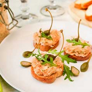 Rillettes de Saumon (Salmon Spread)