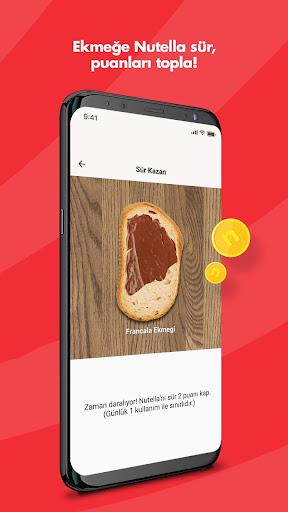 Nutella screenshot 5