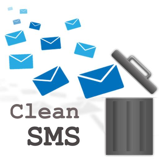 Clean SMS - Delete SPAM SMS