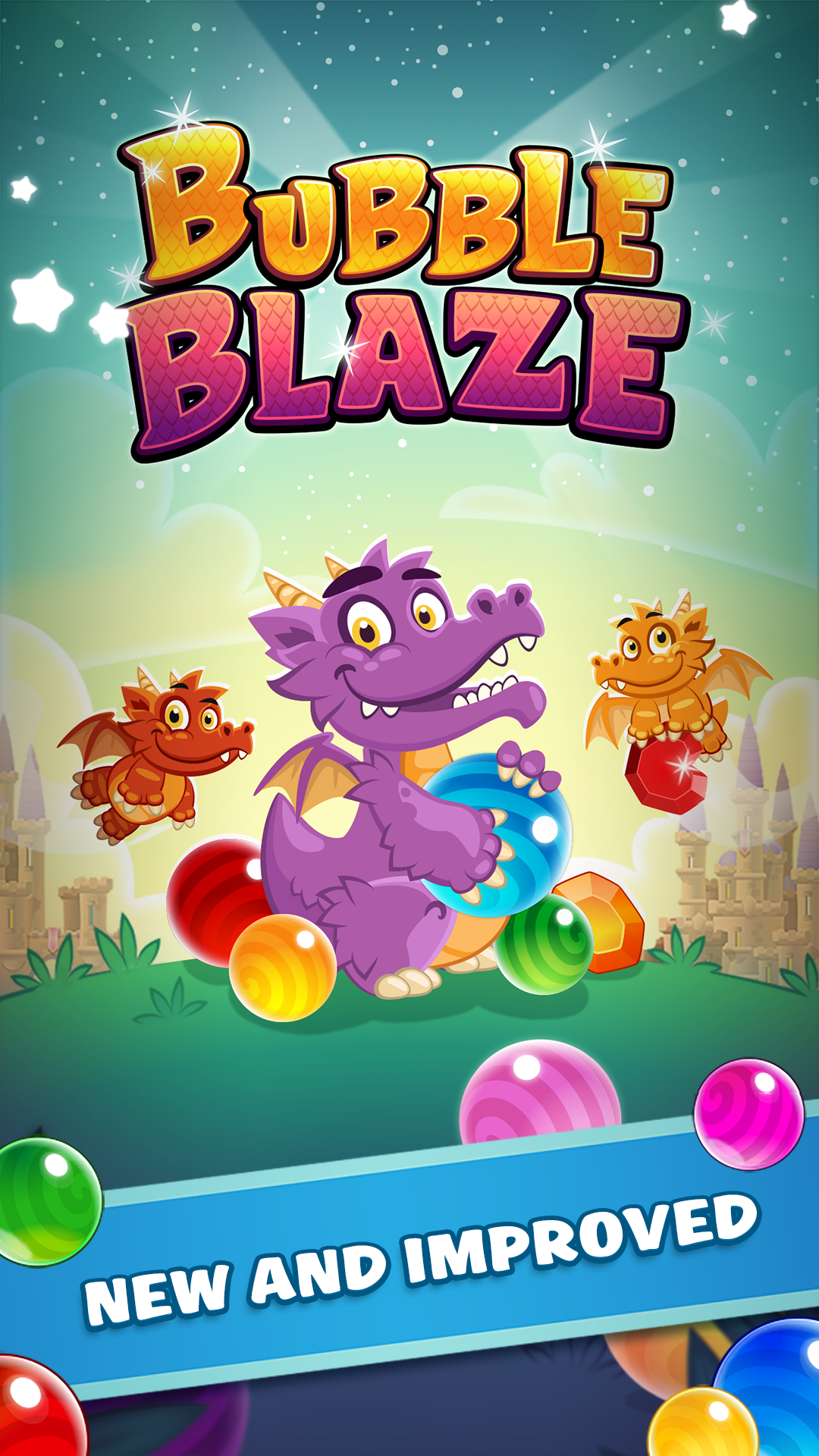 Bubble Blaze screenshot #1