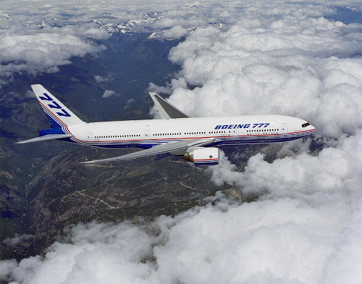 27 Years Ago The Boeing 777 Made Its First Flight