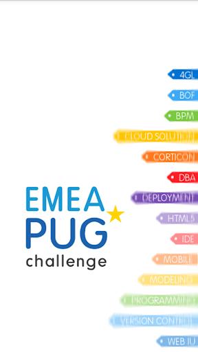 EMEA-PUG Challenge 2015