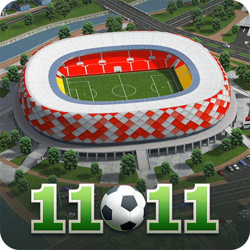 11x11: Soccer Club Manager Icon