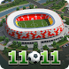 11x11: Football Manager - Androidアプリ