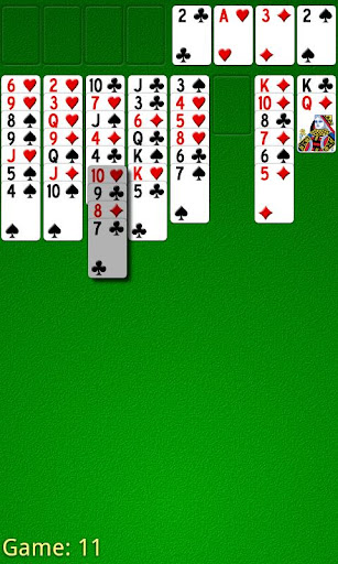 FreeCell Solitaire apkmind screenshots 3