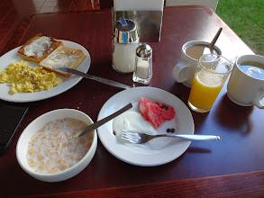 Photo: Našli jsme férovej hostel se snídaní v ceně.