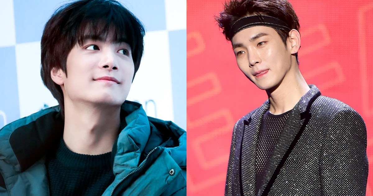 shinee key nuest jr jonghyun