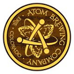Logo for Atom Brewing Company