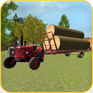 Classic Tractor 3D: Hay for PC and MAC
