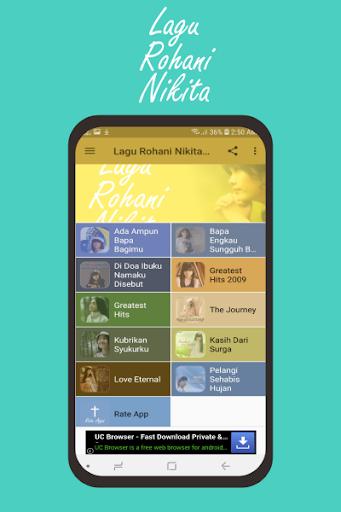 Download Lagu Nikita : download, nikita, Download, Rohani, Kristen, Nikita, Album, Android, STEPrimo.com