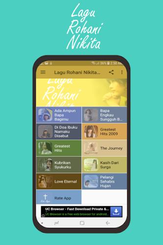 Download Lagu Nikita Di Doa Ibuku : download, nikita, ibuku, Download, Rohani, Kristen, Nikita, Album, Latest, Version, Android
