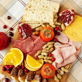 Winter Appetizer Platter Recipe