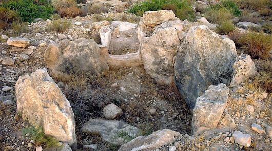 'Desde mi ventana': Necrópolis megalítica de Huéchar-Alhama