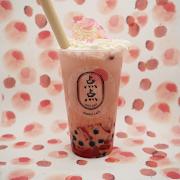Strawberry Cream Milk Tea