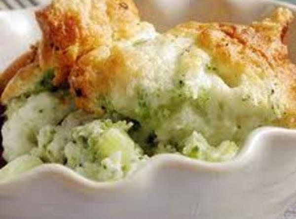 Broccoli Spoon Bread Recipe