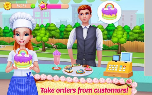 My Bakery Empire – Bake, Decorate & Serve Cakes 2