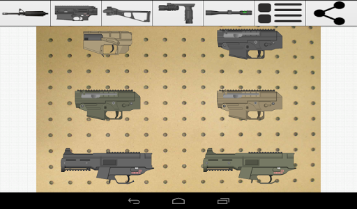 Weapon Builder Pro screenshot 13