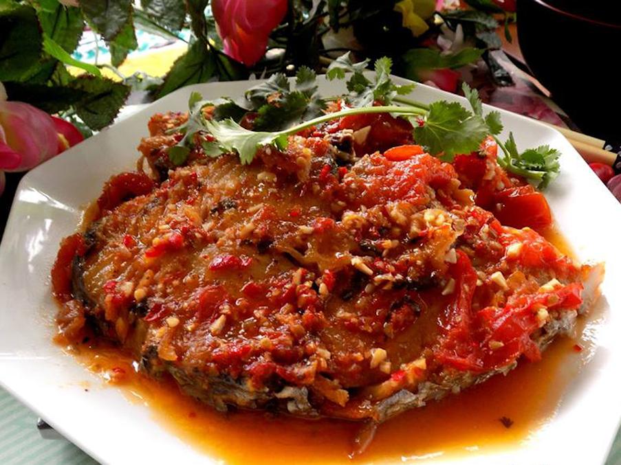Cá thu sốt chua ngọt thơm ngon nức bếp