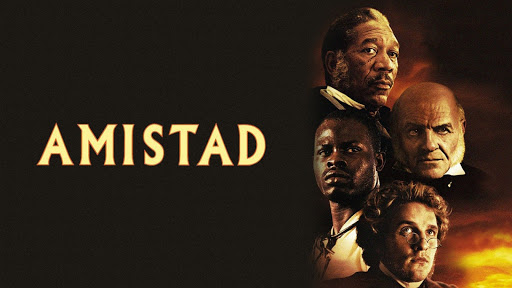 amistad movie review essays Movie reviews term papers (paper 9740) on amistad: amistad amistad is a recreation of the true story about a 1839 slave revolt on a small spanish schooner, la amistad.