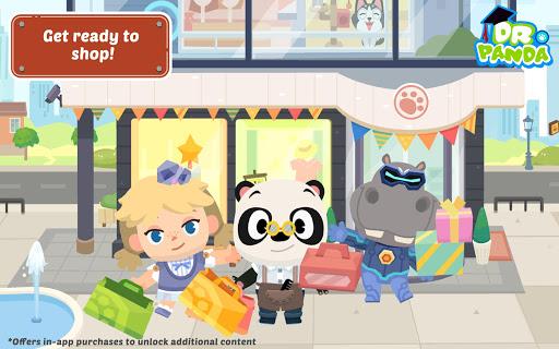 Dr. Panda Town: Mall 1.2.4 screenshots 1