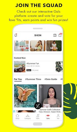 SHEIN-Fashion Shopping Online 7.1.4 screenshots 7