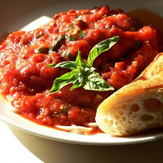 Slow Cooker Spaghetti Sauce Italiano