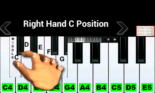 Real Piano Teacher screenshot 11