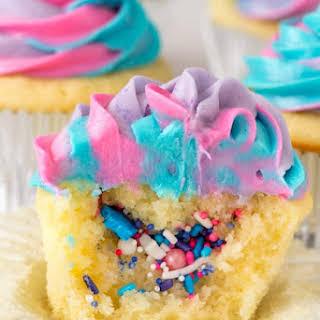 Unicorn Cupcakes.